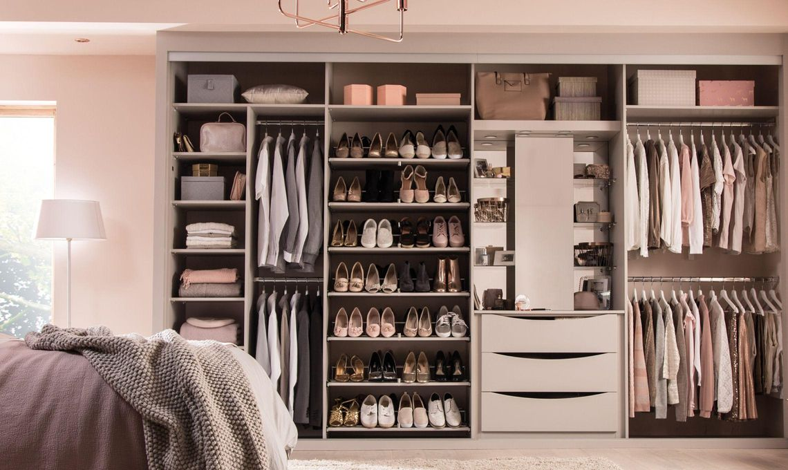 Bespoke Wardrobes Interiors | Sharps Bedroom Furniture