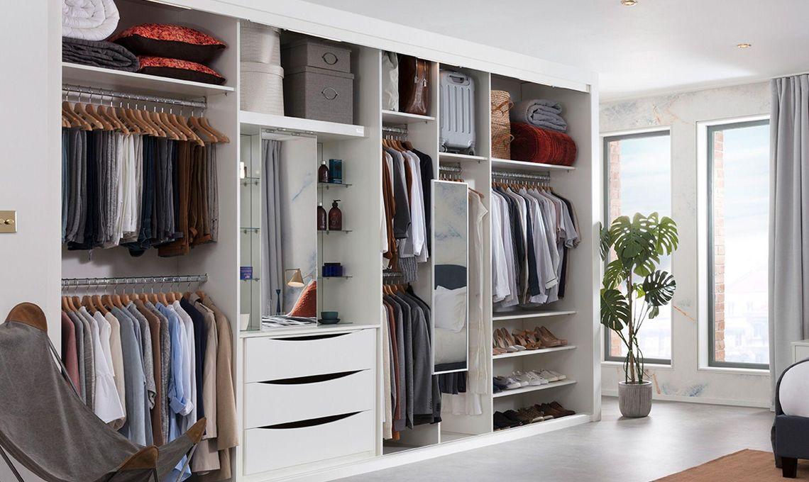 separation shoes f7f8a e957b Bespoke Fitted Wardrobes | Sharps Bedrooms