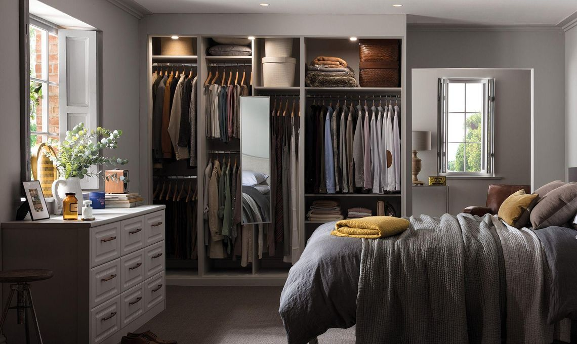 Bespoke Fitted Wardrobes Sharps Bedrooms
