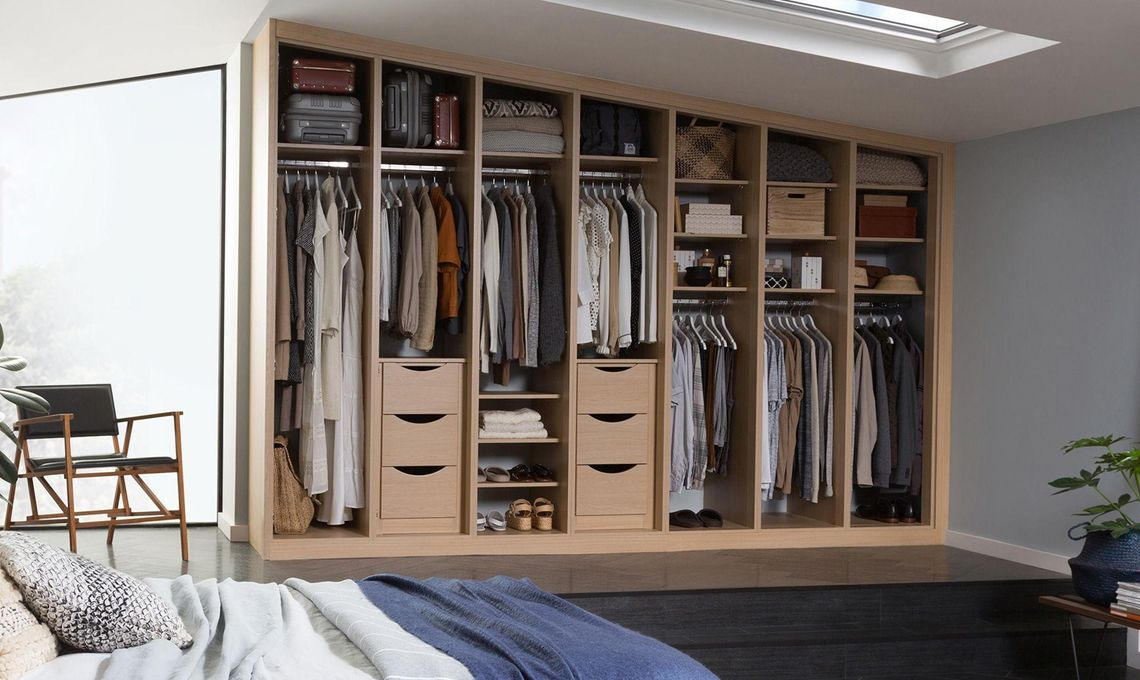separation shoes 736b3 84e82 Bespoke Fitted Wardrobes | Sharps Bedrooms