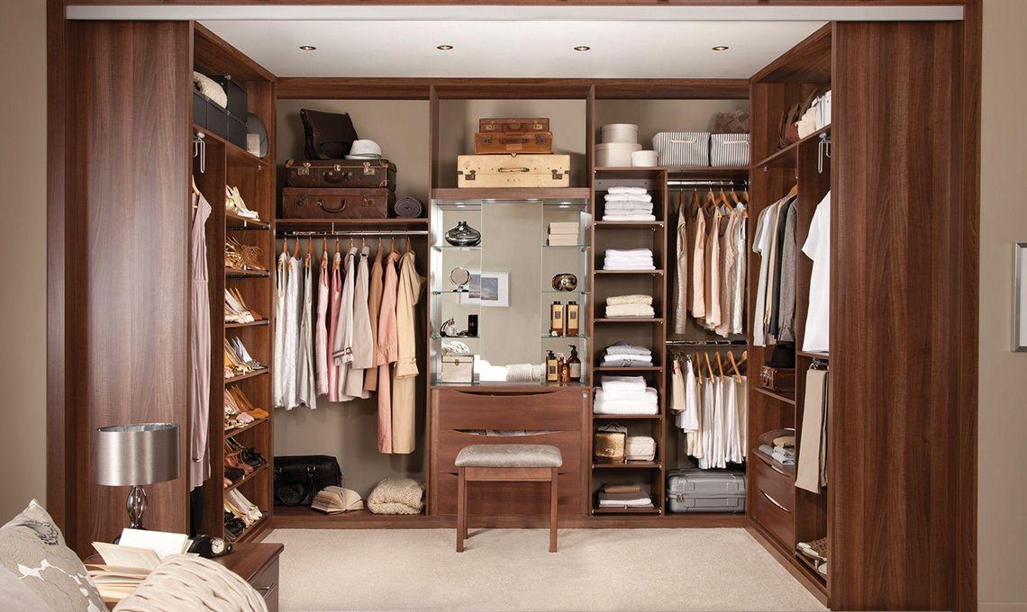 sale retailer aaeb1 d82e0 Bespoke Walk In Wardrobes | Sharps Bedroom Furniture
