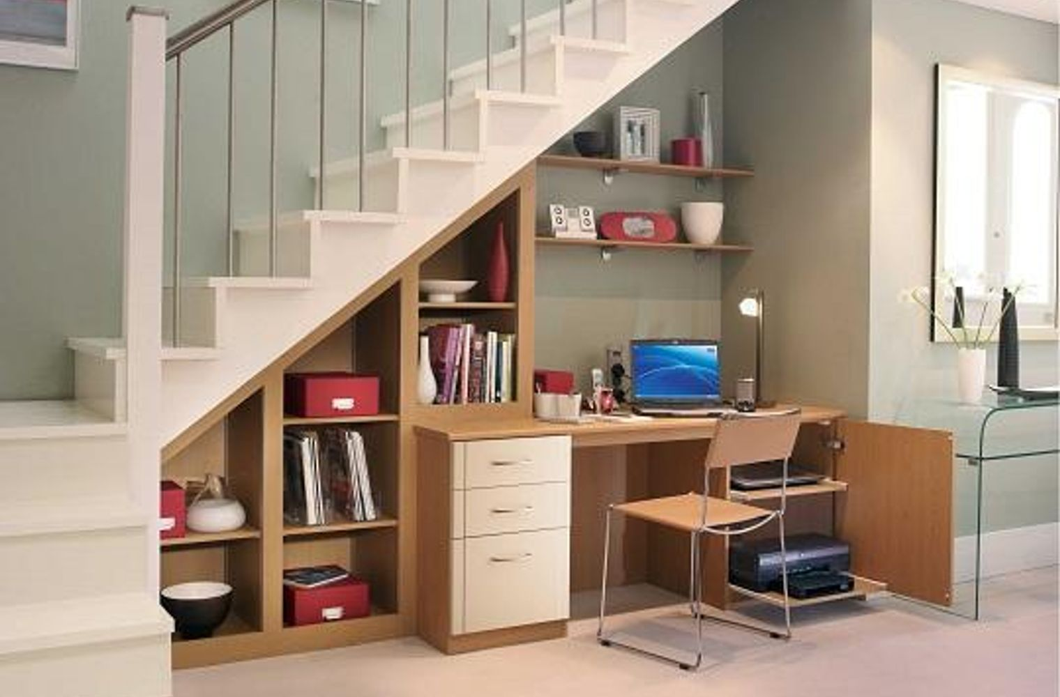 Create The Perfect Dual Office Space