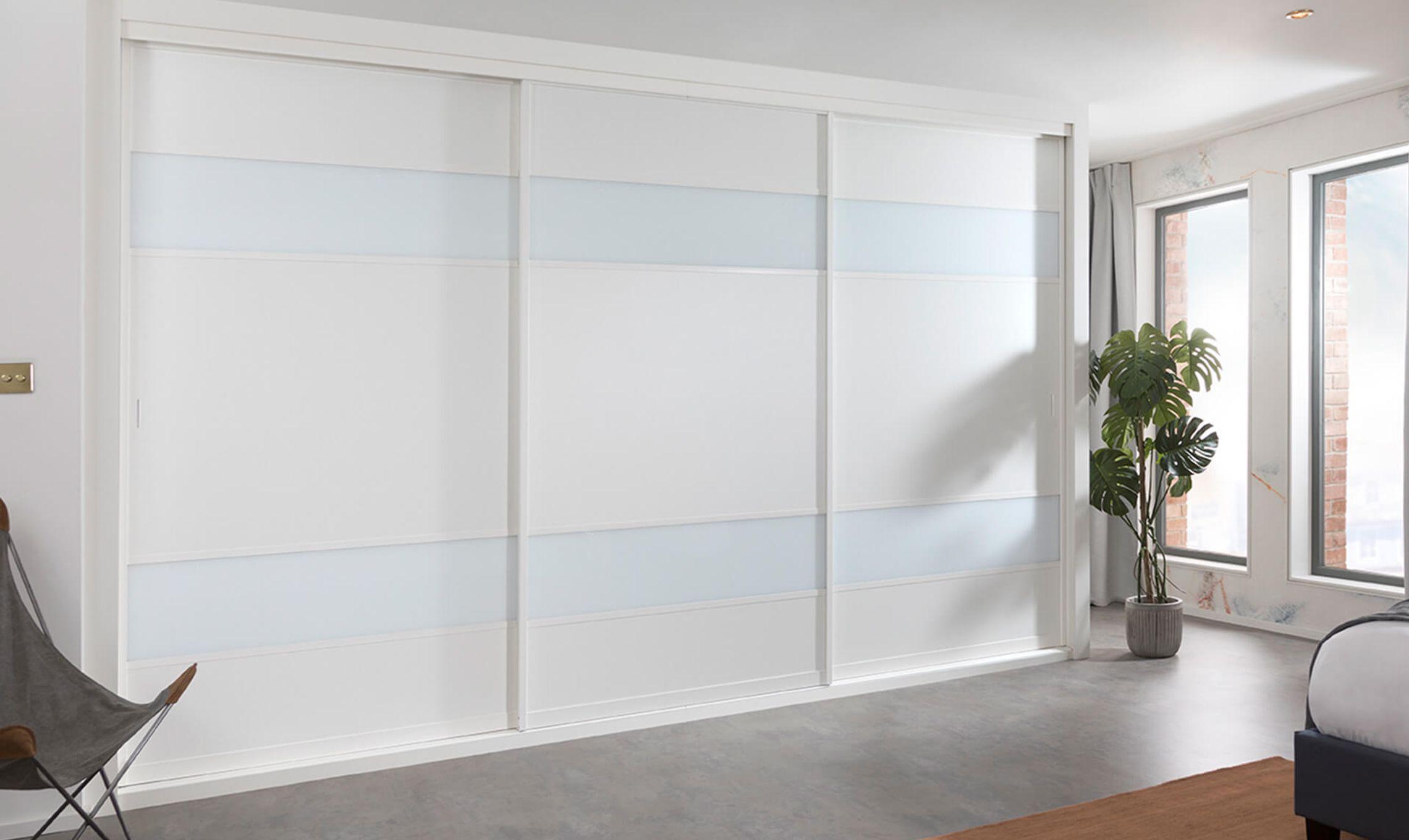 White Sliding Doors (5)