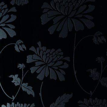 SHP5595 Sharps Swatches Sliding Wardrobes Glass Black Florak