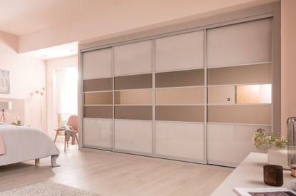 bespoke sliding door wardrobes sharps bedrooms. Black Bedroom Furniture Sets. Home Design Ideas