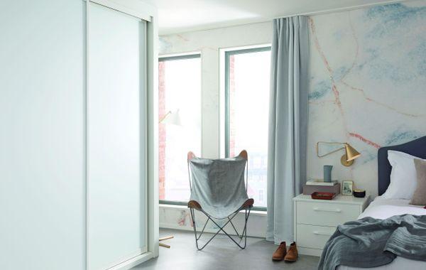 SHARPS BEDROOMS WHITE SLIDING DOORS JAN 2018 20708