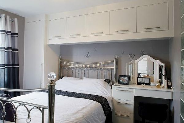 maximising storage in a small bedroom solution 70997