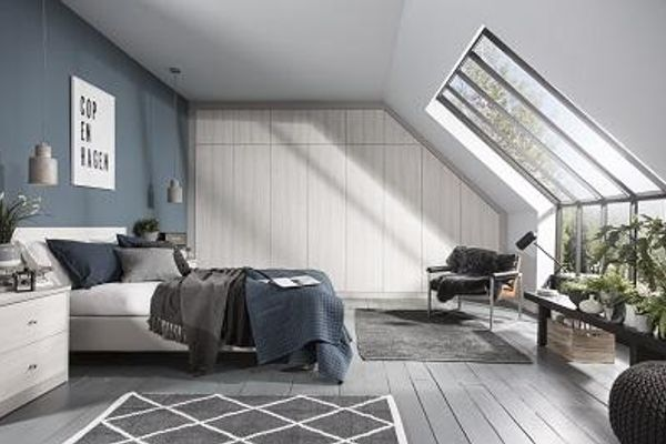 create a cool nordic inspired space with element 81395