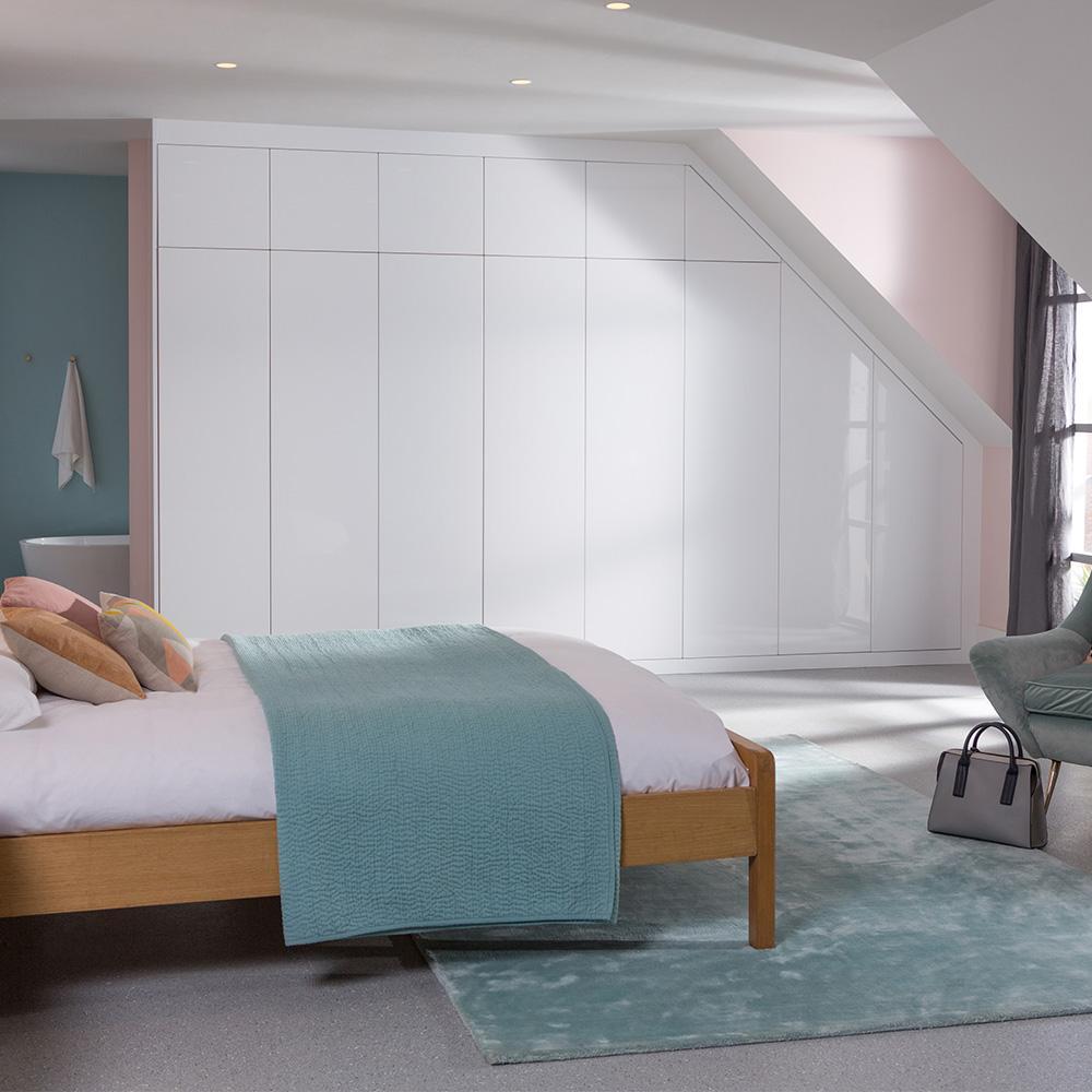 millennial pink bedroom by hannah cork