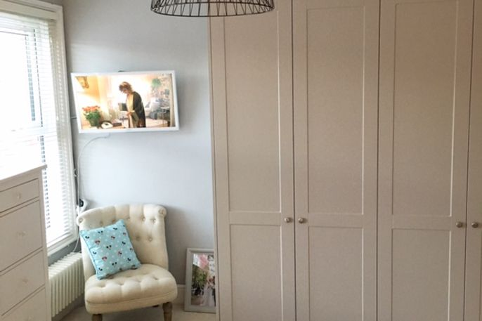 Maximising Storage In A Small Bedroom Sharps